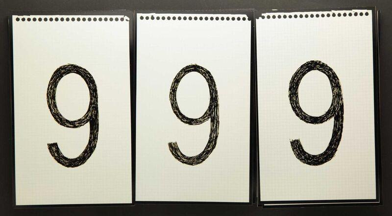 """Игнасио Уриарте, """"Арабски числа"""", 2011, кадър от видео"""