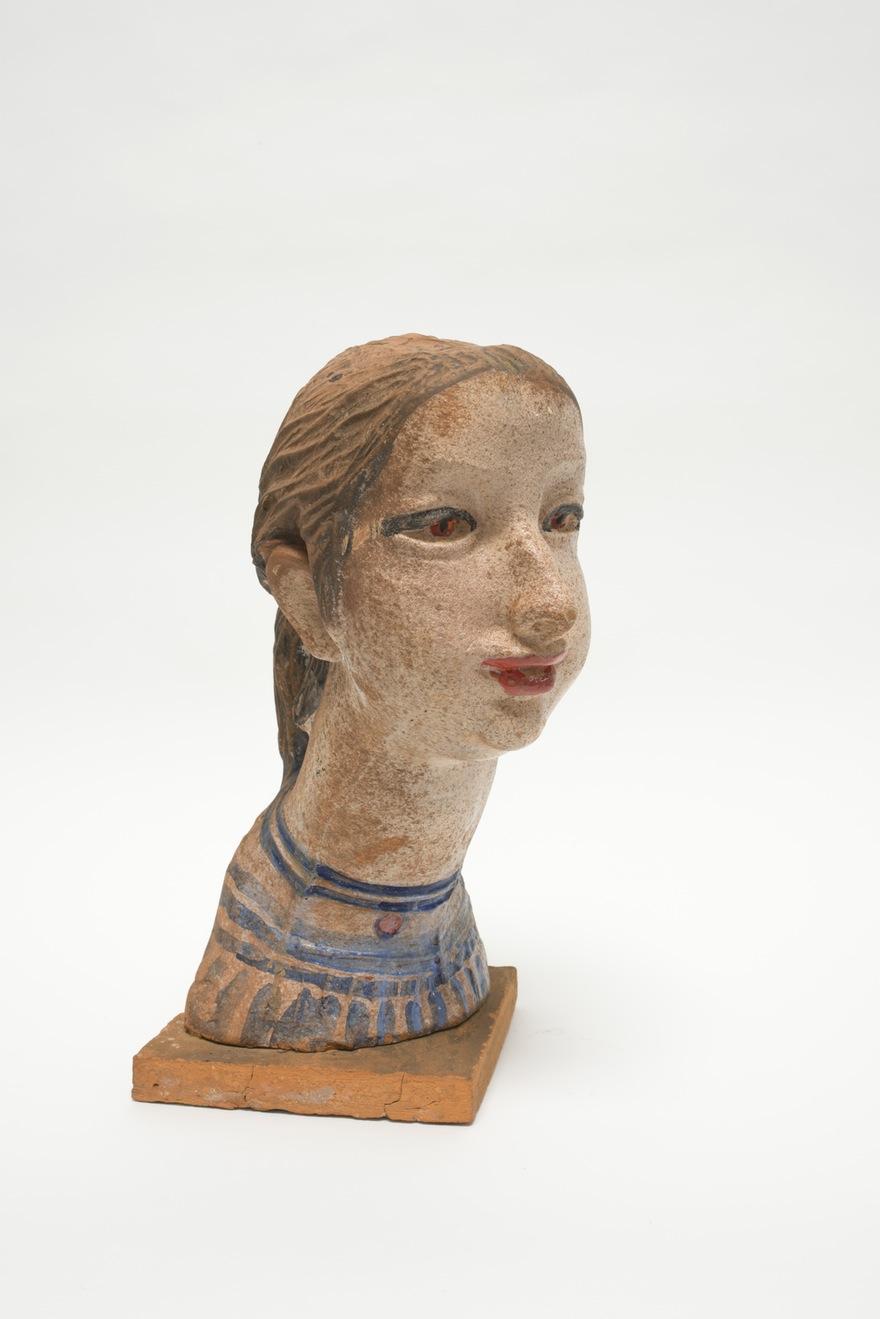 KRUM DAMIANOV, Portrait of my Daughter, 2001