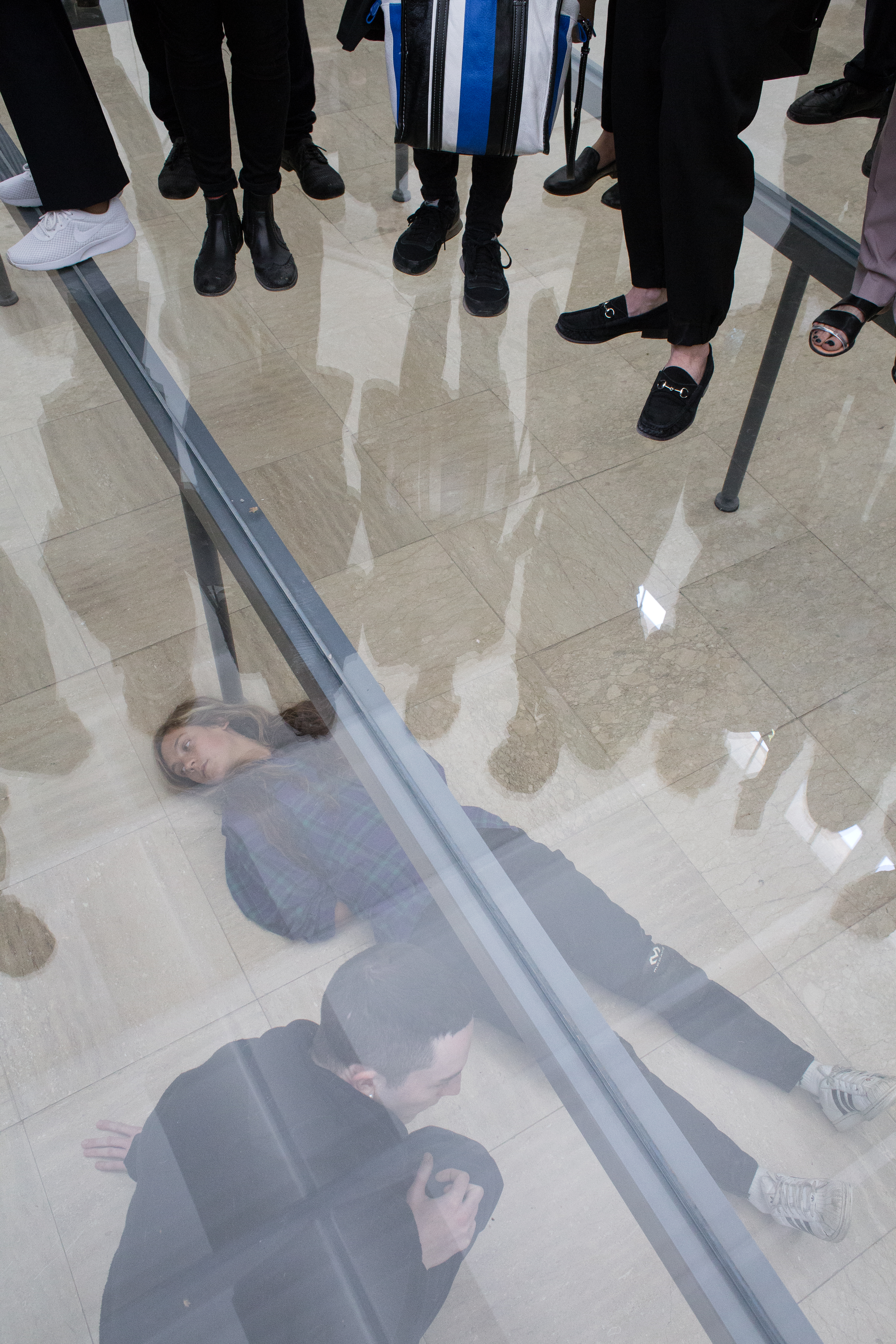 Павилион на Германия: Анне Имхоф, Фауст. Фото: Франческо Галли. Courtesy: La Biennale di Venezia