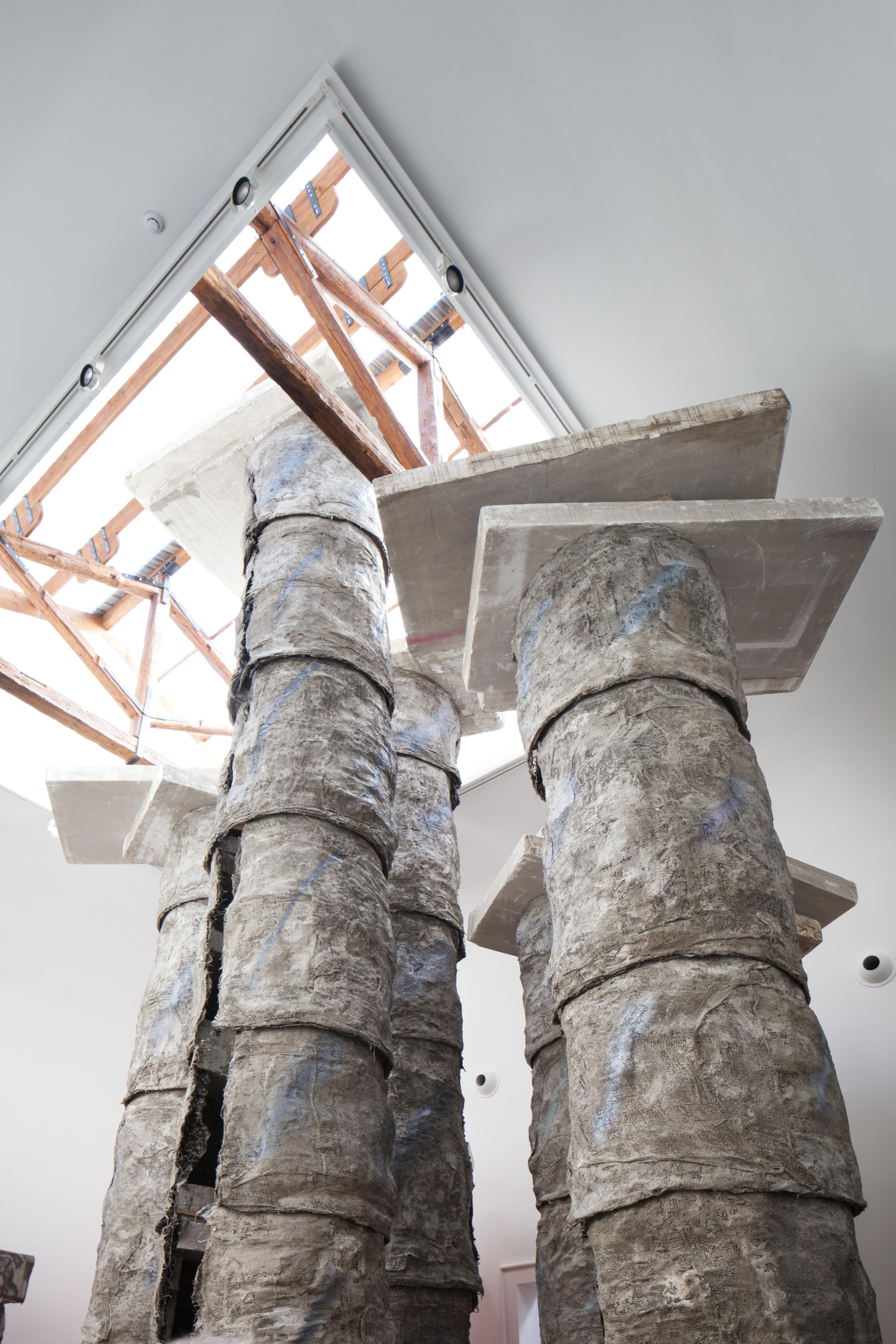 Павилион на Великобритания, Филида Барлоу, folly. Фото: Франческо Галли. Courtesy: La Biennale di Venezia