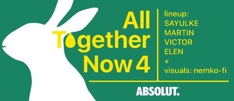 EASTER PARTY | ALL TOGETHER NOW 4